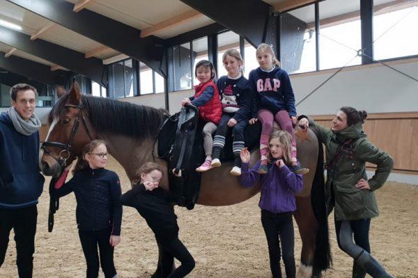 Das Ponykids Wintercamp